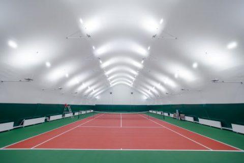 закрытый зал тенниса в Ореховой Роще