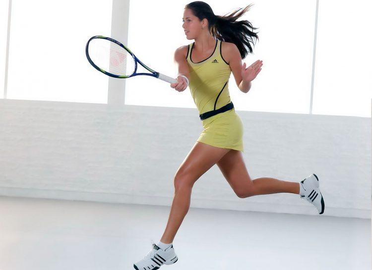 теннис баннер