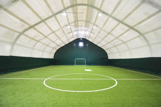 Футбольный зал в Ростове